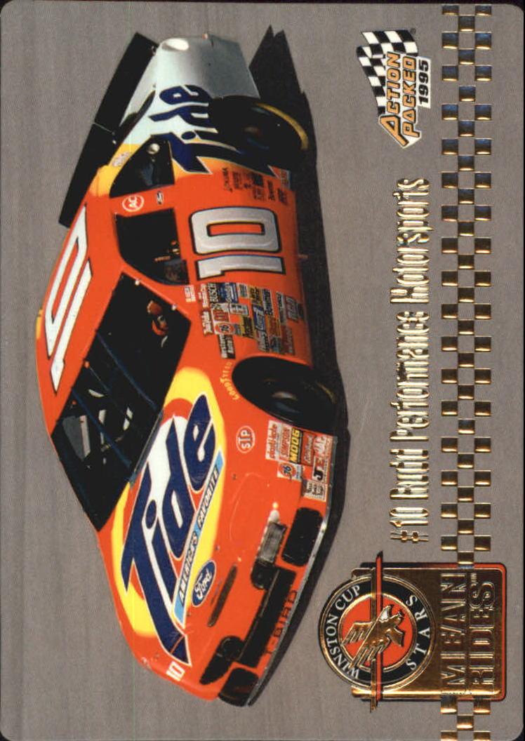 1995 Action Packed Stars #37 Ricky Rudd's Car