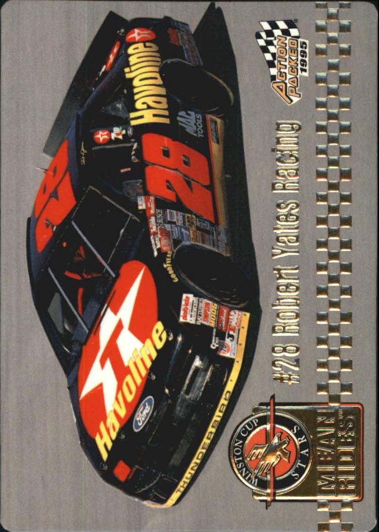 1995 Action Packed Stars #43 Dale Jarrett's Car
