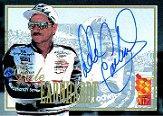 1996 VIP Autographs #6 Dale Earnhardt