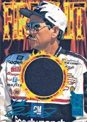 1996 VIP Dale Earnhardt Firesuit #DE1B Dale Earnhardt B