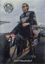 1996 Upper Deck Road To The Cup Autographs #H4 Rusty Wallace