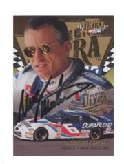 1996 Ultra Autographs #20 Mark Martin