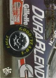 1996 Press Pass Premium Burning Rubber II #BR2 Mark Martin's Car