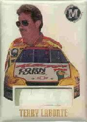 1996 M-Force Sheet Metal #M3 Terry Labonte