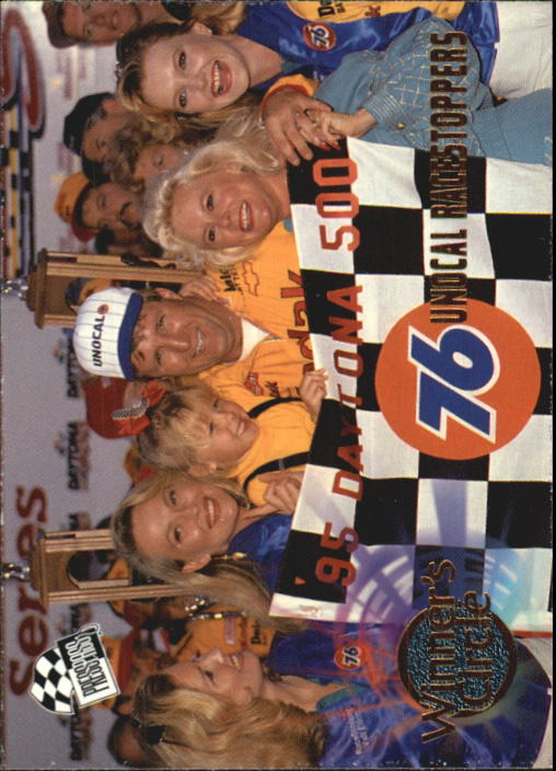 1996 Press Pass #109 Unocal RaceStoppers WC