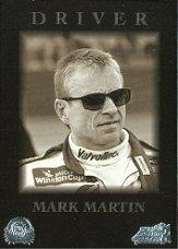 1996 Action Packed Credentials #23 Mark Martin