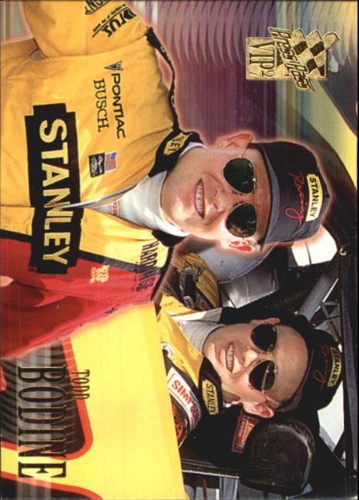 1997 VIP #28 Todd Bodine