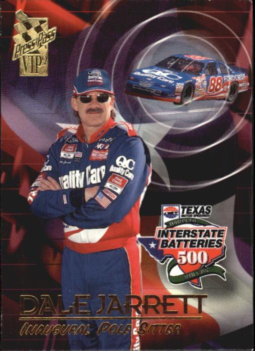 1997 VIP #47 Dale Jarrett