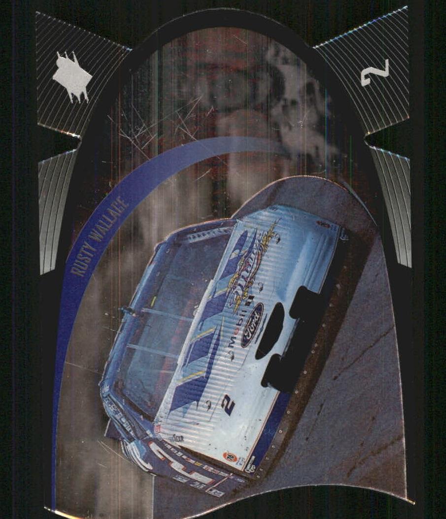 1997 SPx Silver #2 Rusty Wallace