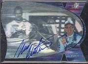 1997 SPx SpeedView Autographs #SV6 Mark Martin