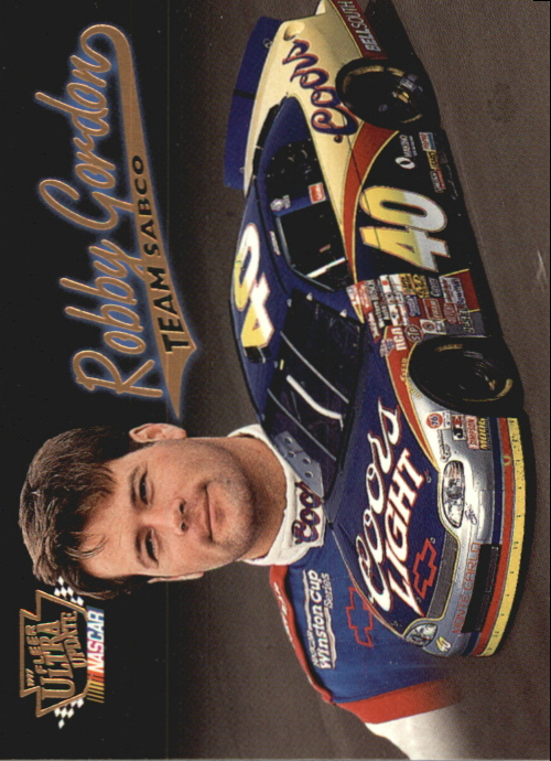 1997 Ultra Update #13 Robby Gordon RC