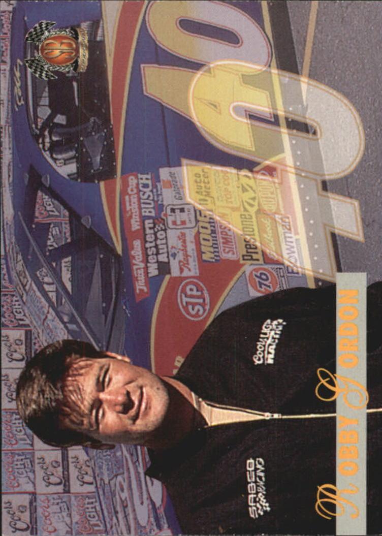 1997 SB Motorsports #5 Robby Gordon RC