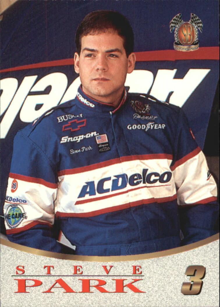 1997 SB Motorsports #38 Steve Park RC