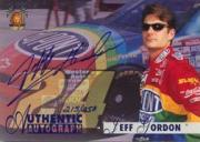 1997 SB Motorsports Autographs #2 Jeff Gordon/250