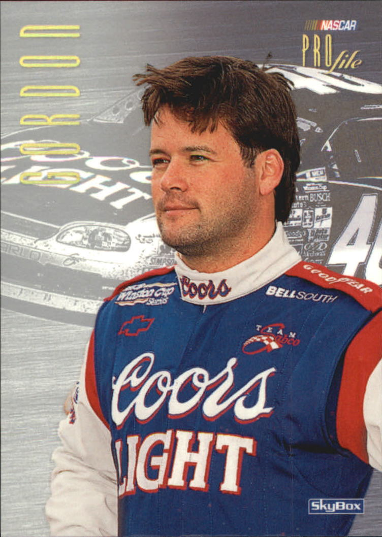 1997 SkyBox Profile #8 Robby Gordon RC