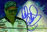 1997 Race Sharks Shark Tooth Signatures #ST1 Dale Earnhardt/300