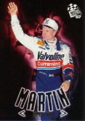 1997 Press Pass #89 Mark Martin