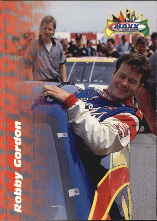 1997 Maxx #40 Robby Gordon RC