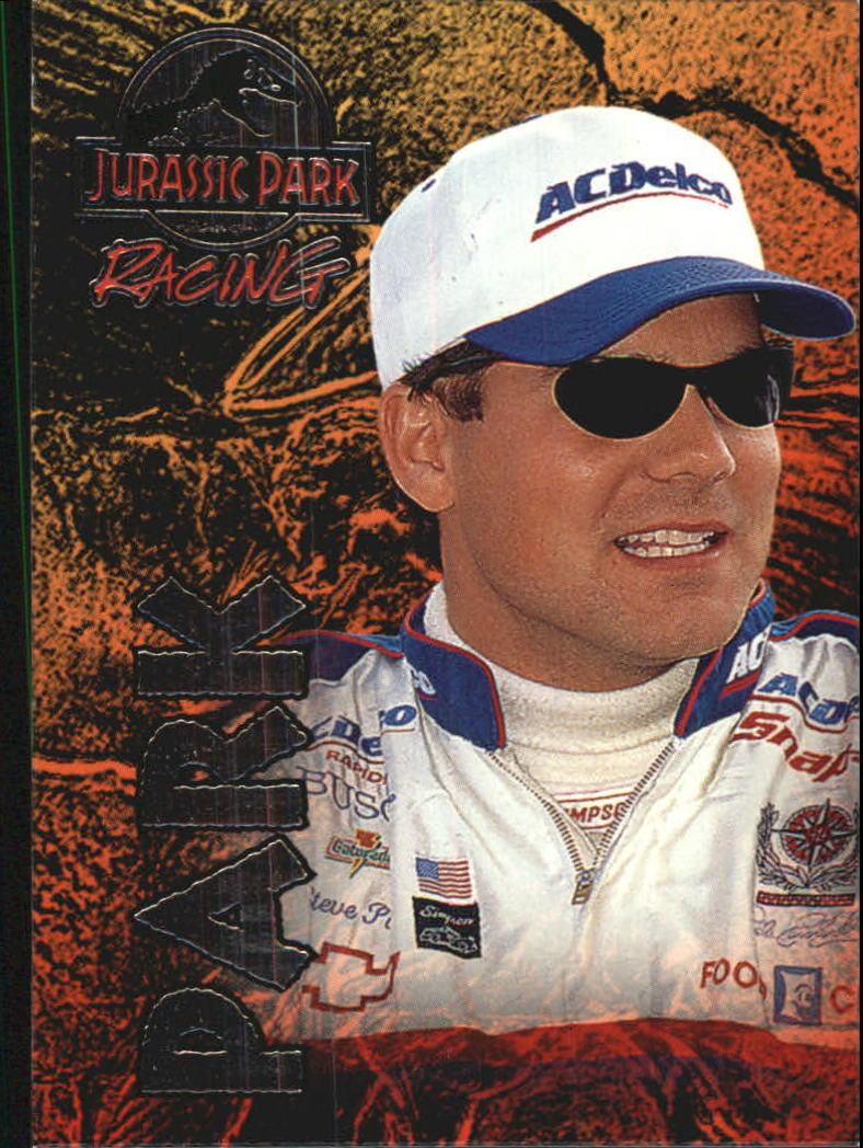 1997 Jurassic Park #35 Steve Park RC