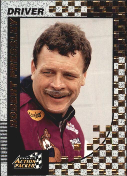 1997 Action Packed #20 Robert Pressley
