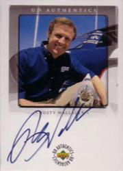 1998 Upper Deck UD Authentics #RW Rusty Wallace