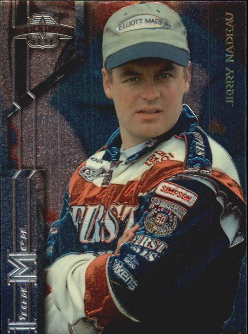 1998 Maxximum #13 Jerry Nadeau RC