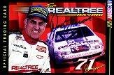 1998 Autograph Session Card #2 Dave Marcis