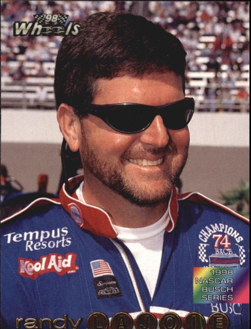 1998 Wheels #52 Randy LaJoie