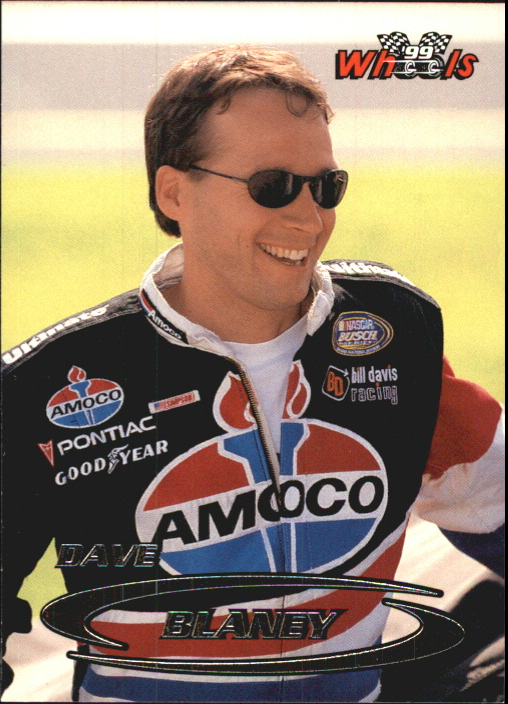 1999 Wheels #44 Dave Blaney BGN RC