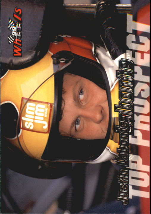 1999 Wheels #100 Justin Labonte TP CL RC