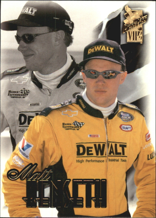 1999 VIP #33 Matt Kenseth RC