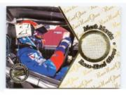 1999 Press Pass Stealth Race Used Gloves #G7 Mark Martin/150