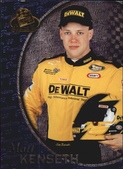1999 Press Pass Premium #46 Matt Kenseth RC