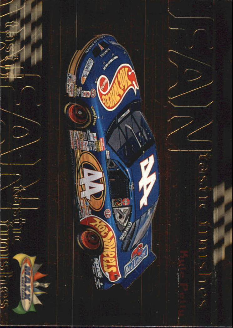 1999 Maxx FANtastic Finishes #F6 Kyle Petty's Car
