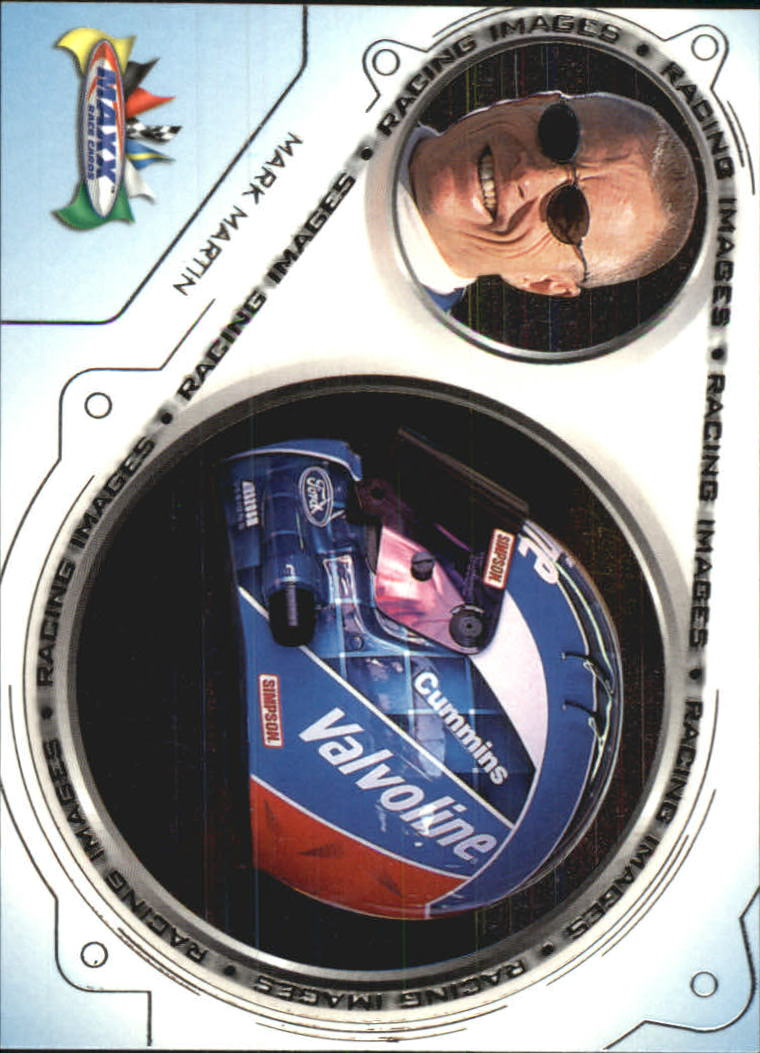 1999 Maxx Racing Images #RI30 Mark Martin