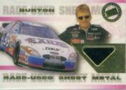 2000 VIP Sheet Metal #SM2 Jeff Burton