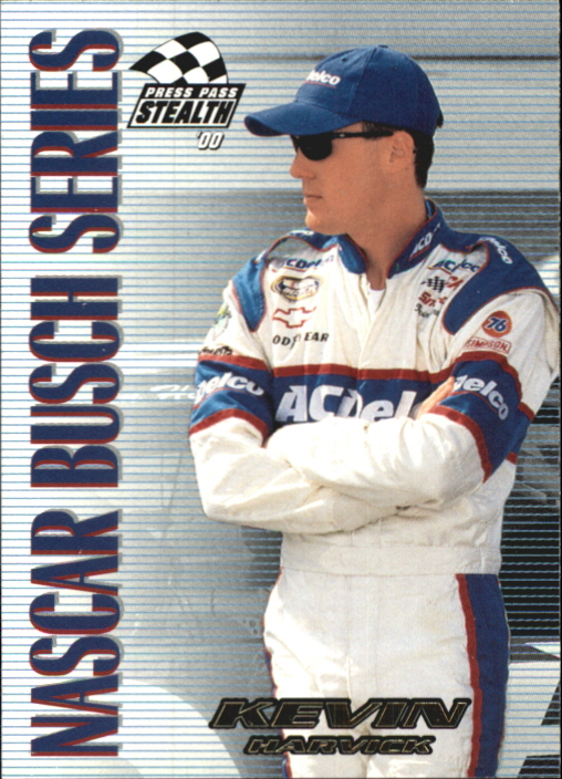 2000 Press Pass Stealth #62 Kevin Harvick BGN