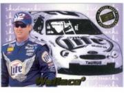 2000 Press Pass Skidmarks #SK7 Rusty Wallace