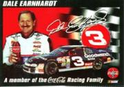2000 Coca-Cola Racing Family #3 Dale Earnhardt