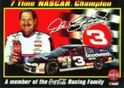 2000 Coca-Cola Racing Family #4 Dale Earnhardt 7T Champ