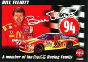 2000 Coca-Cola Racing Family #5 Bill Elliott