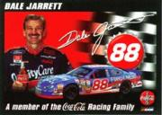 2000 Coca-Cola Racing Family #6 Dale Jarrett