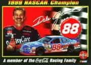 2000 Coca-Cola Racing Family #7 Dale Jarrett '99 Champ