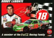 2000 Coca-Cola Racing Family #8 Bobby Labonte