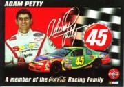 2000 Coca-Cola Racing Family #11 Adam Petty