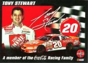 2000 Coca-Cola Racing Family #14 Tony Stewart