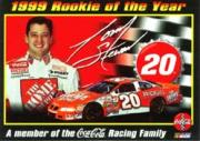 2000 Coca-Cola Racing Family #15 Tony Stewart '99 ROY