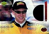 2000 Upper Deck Victory Circle Winning Material Firesuit #FSMK Matt Kenseth