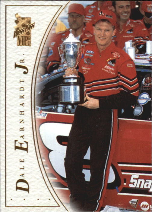 2000 VIP #17 Dale Earnhardt Jr. CRC