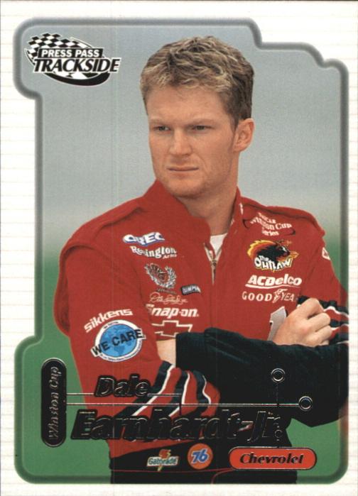 2000 Press Pass Trackside #6 Dale Earnhardt Jr. CRC